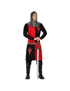 Disfraz Caballero Cruzadas para hombre Tienda de disfraces online - venta disfraces