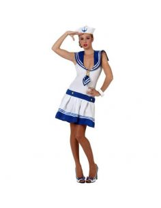 Disfraz Marinera blanco para mujer Tienda de disfraces online - venta disfraces