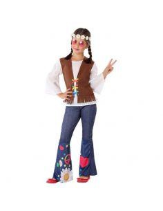 Disfraz de Hippie para niñas Tienda de disfraces online - venta disfraces
