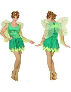 Disfraz de Hada verde mujer Tienda de disfraces online - venta disfraces