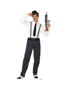Disfraz de Gánster para hombre Tienda de disfraces online - venta disfraces