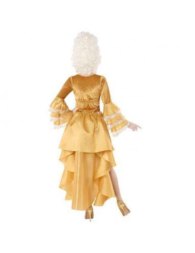 Disfraz Cortesana Dorado para mujer Tienda de disfraces online - venta disfraces