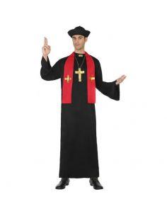 Disfraz de Cura hombre Tienda de disfraces online - venta disfraces