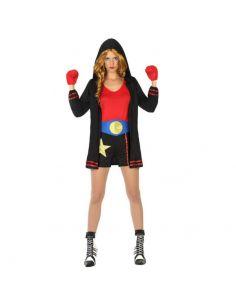 Disfraz de Boxeadora mujer Tienda de disfraces online - venta disfraces