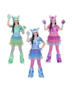 Disfraz de Monstruita para niña Tienda de disfraces online - venta disfraces