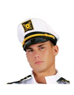 Gorro Capitán de Yate Tienda de disfraces online - venta disfraces