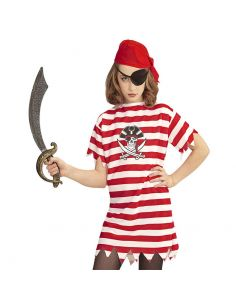 Camiseta Pirata Infantil Tienda de disfraces online - venta disfraces