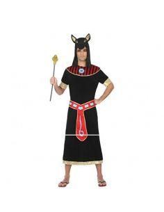 Disfraz Egipcio en Negro adulto Tienda de disfraces online - venta disfraces