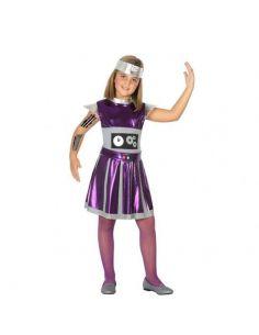 Disfraz Robot infantil para niña Tienda de disfraces online - venta disfraces