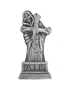 Lapida Cruz Rip Fantasma