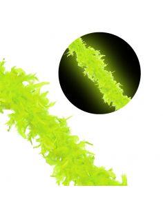Boa de Plumas Verde Fluorescente Tienda de disfraces online - venta disfraces