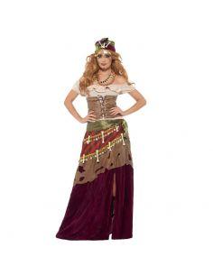 Disfraz Deluxe de Sacerdotisa Vudú Tienda de disfraces online - venta disfraces