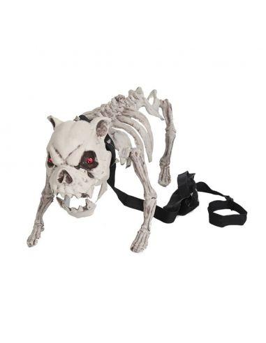 Esqueleto Perro con Luz y Sonido Tienda de disfraces online - venta disfraces