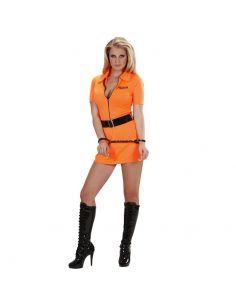 Disfraz de Prisionera Adulta Tienda de disfraces online - venta disfraces