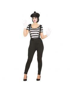 Disfraz Mimo de chica Tienda de disfraces online - venta disfraces