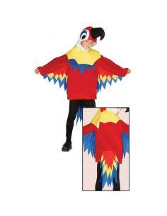 Disfraz de Loro Infantil Tienda de disfraces online - venta disfraces
