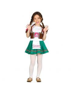 Disfraz Tirolesa para niña Tienda de disfraces online - venta disfraces