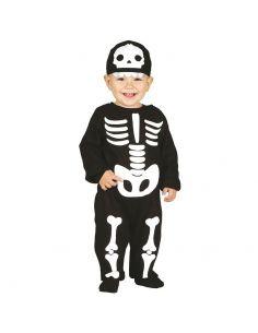 Disfraz de Esqueleto bebe Tienda de disfraces online - venta disfraces