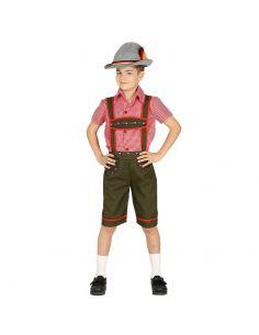 Disfraz Tiroles para niño Tienda de disfraces online - venta disfraces