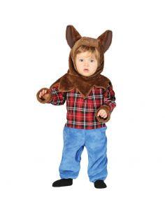 Disfraz Hombre Lobo Bebe Tienda de disfraces online - venta disfraces