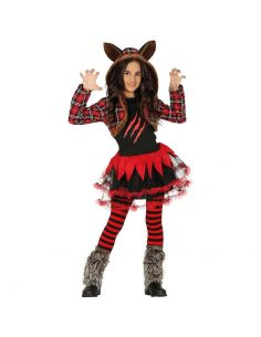 Disfraz Lobo para niña Tienda de disfraces online - venta disfraces