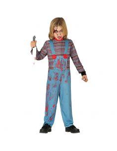 Disfraz Muñeco Poseido Infantil Tienda de disfraces online - venta disfraces