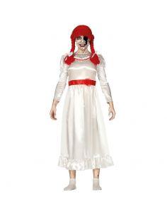 Disfraz Muñeca Diabólica adulta Tienda de disfraces online - venta disfraces