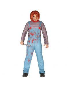 Disfraz Muñeco Asesino adulto Tienda de disfraces online - venta disfraces