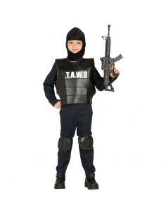 Disfraz de Policia SWAT infantil Tienda de disfraces online - venta disfraces