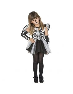 Disfraz de Esqueleto niña Tienda de disfraces online - venta disfraces