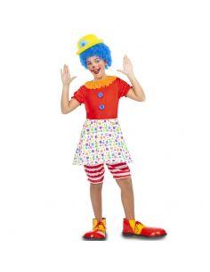 Disfraz Payasa Aro niña Tienda de disfraces online - venta disfraces