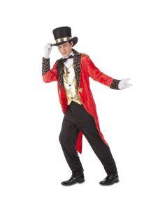 Disfraz Jefe De Pista hombre Tienda de disfraces online - venta disfraces