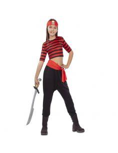 Disfraz Pirata niña Tienda de disfraces online - venta disfraces