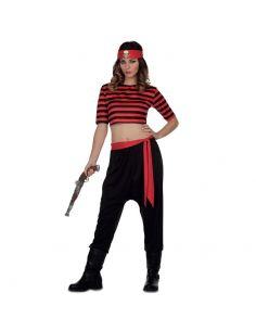 Disfraz Pirata mujer Tienda de disfraces online - venta disfraces
