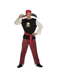 Disfraz Pirata hombre Tienda de disfraces online - venta disfraces