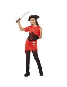Disfraz Chica Pirata niña Tienda de disfraces online - venta disfraces