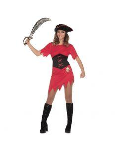 Disfraz Chica Pirata mujer Tienda de disfraces online - venta disfraces