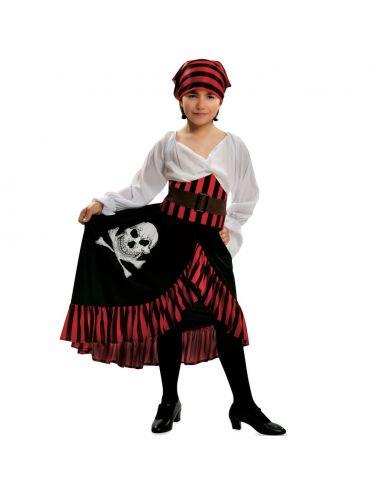 Disfraz Pirata Bandana niña Tienda de disfraces online - venta disfraces