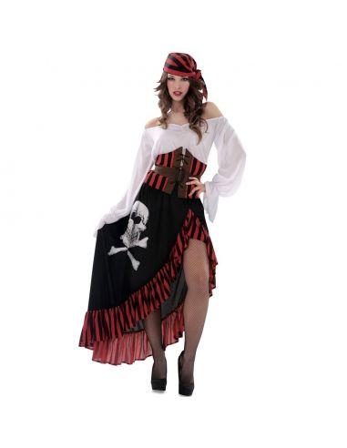 Disfraz Pirata Bandana mujer Tienda de disfraces online - venta disfraces