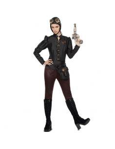 Disfraz Steampunk Aviator mujer Tienda de disfraces online - venta disfraces