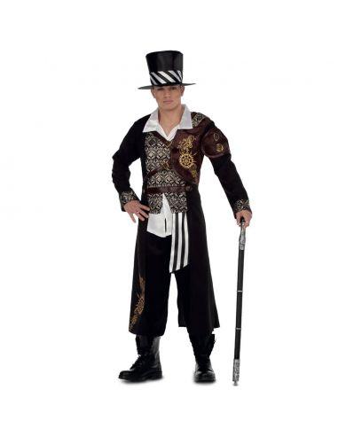 Disfraz Lord Steampunk hombre Tienda de disfraces online - venta disfraces