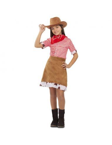 Disfraz Cowgirl niña Tienda de disfraces online - venta disfraces