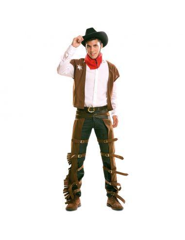 Disfraz Vaquero para hombre Tienda de disfraces online - venta disfraces