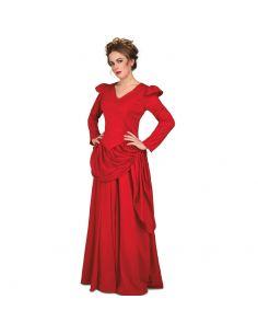 Disfraz Dama Escarlata Del Oeste mujer Tienda de disfraces online - venta disfraces