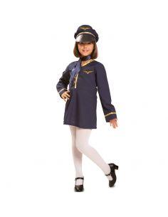 Disfraz Azafata niña Tienda de disfraces online - venta disfraces