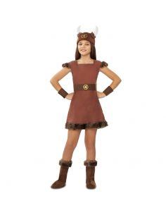 Disfraz Vikinga Odin niña Tienda de disfraces online - venta disfraces