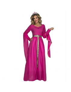 Disfraz Princesa Medieval Rosa mujer Tienda de disfraces online - venta disfraces
