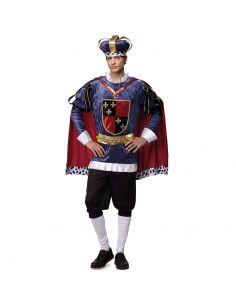 Disfraz Rey De Lujo hombre Tienda de disfraces online - venta disfraces