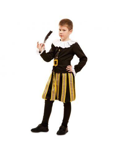 Disfraz Cervantes niño Tienda de disfraces online - venta disfraces