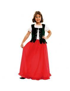 Disfraz Dulcinea niña Tienda de disfraces online - venta disfraces
